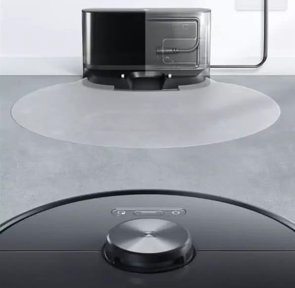 石头机器人:添加AI娱乐城白菜论坛 自动识别房间与水箱可以调节
