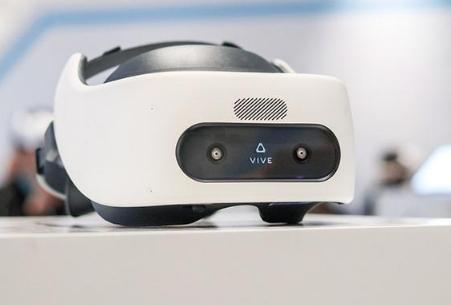 HTC推出最新的VR一体机产品 能够连接多达七种的外部设备