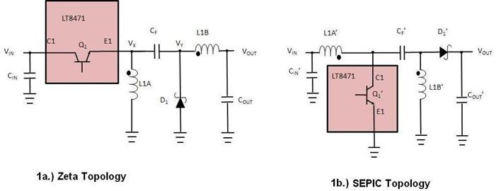 利用Zeta DC/DC转换器拓扑降低输出纹波电压