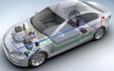 富昌电子推出基于电动汽车逆变器(EV Inverter)电机驱动整套方案