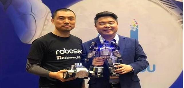 用语音和编程控制的AI机器人 居然在国外火起来了
