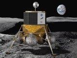 NASA正在与蓝色起源合作发展商用月球着陆器