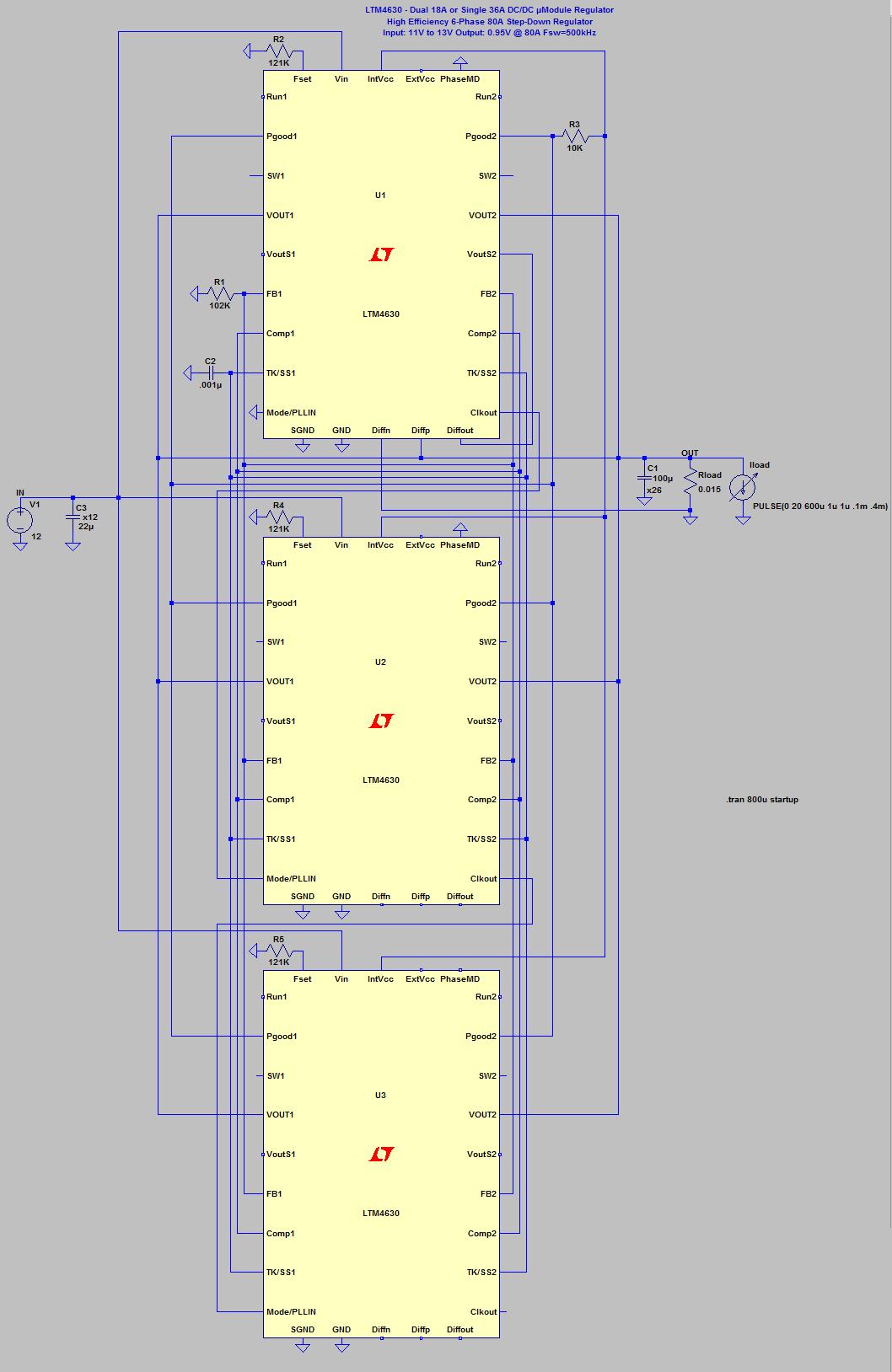 采用LTM4630的6相解决方案介绍