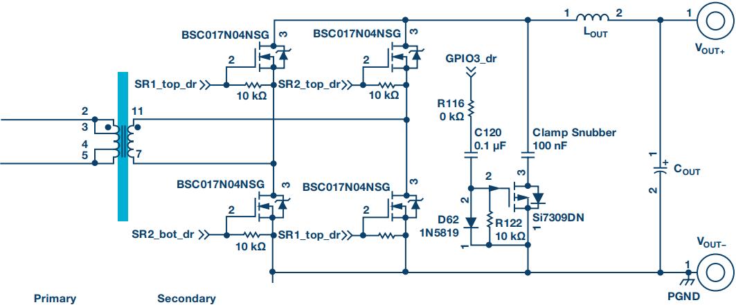 可提高隔离式DC-DC转换器可靠性的数控有源钳位吸收器