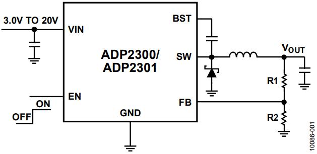 开关模式电源设计的外部无源和有源器件的规格要求