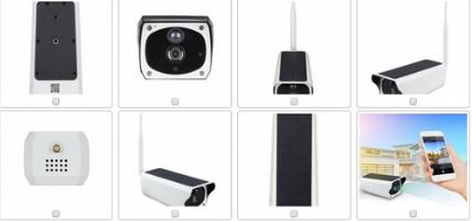 VPai智能安防太阳能IP摄影头可为大规模网络安装启用人脸识别等功能
