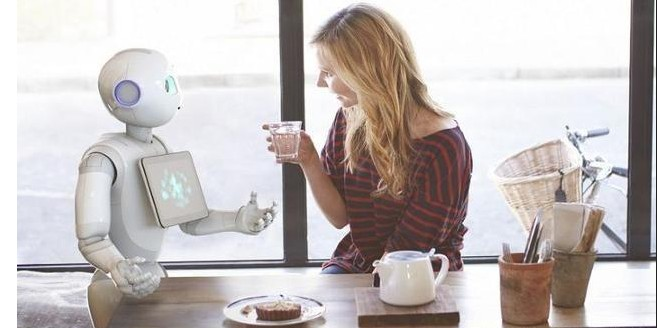 现有的机器人可以为您效法的时候,为什么去建造一台...
