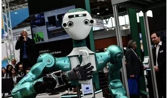 当零售业工作岗位出现机器人,会是什么样?