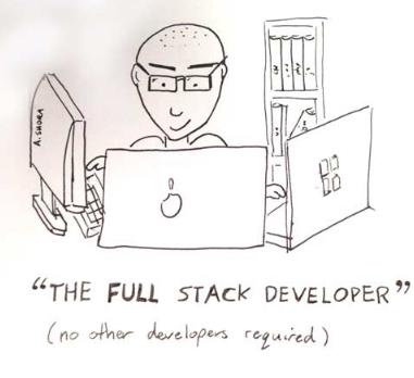 一位开源工程师的经历