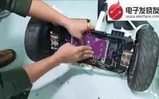 自动平衡车的修复方法介绍