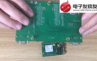 制作可实现快速测试4G模块CU101-GL的测量...