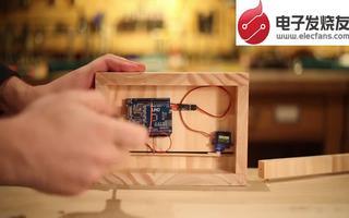 采用Arduino电子原型平台制作自动泡茶机