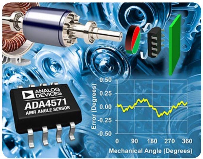 最新传感器进展:可大幅提高BLDC电机控制性能