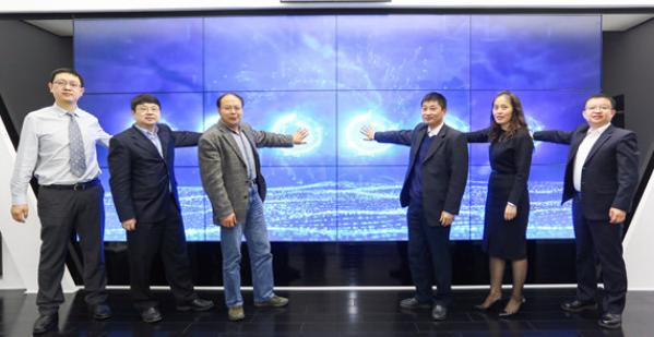中国联通携手新华三和万江科技共同发布了5G-ME...