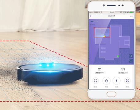 科语小黑匣扫地机器人助力品质生活 致力于研究智能家居产品