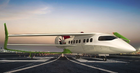英国Faradair公司混合动力飞机曝光飞行速度...