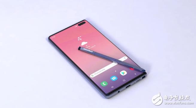 Note 10触控笔会内置摄像头可能吗?看看这几...