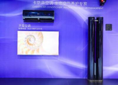 中国空调正在做大做强 高端消费市场品牌改头换面