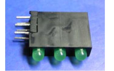 LED A1394B和3SYG及S530-E2的组装发光二极管数据手册免费下载