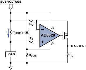 高共模电压下的三种电流检测解决方案分析