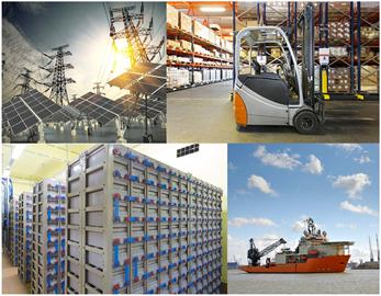 大规模电池阵列管理系统中的测量精度和可靠性分析