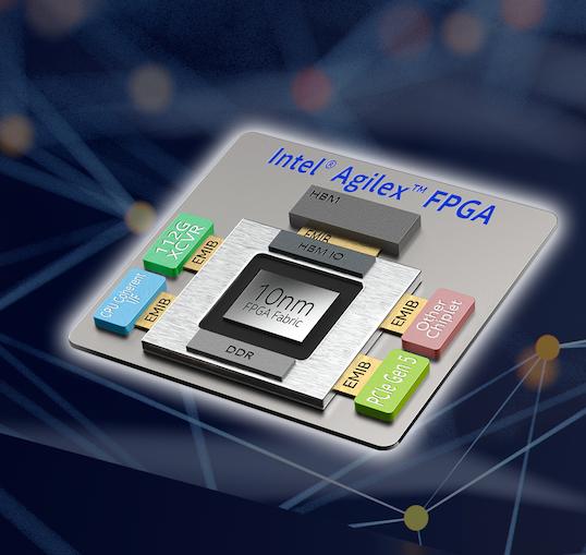 英特尔新品Agilex FPGA打造以数据为中心的世界