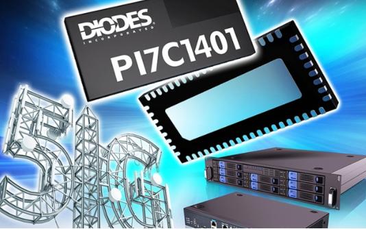Diodes新品PI7C1401四
