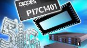 Diodes新品PI7C1401四埠擴充器 適于搭載多重高速介面嵌入式系統