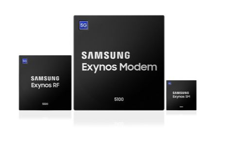 三星在全球推出5G手机 量产5G通讯芯片