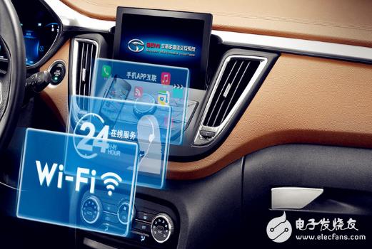 5G技能未来将首要运用于车联网