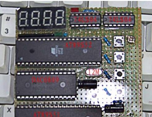 单片机数控电源的设计
