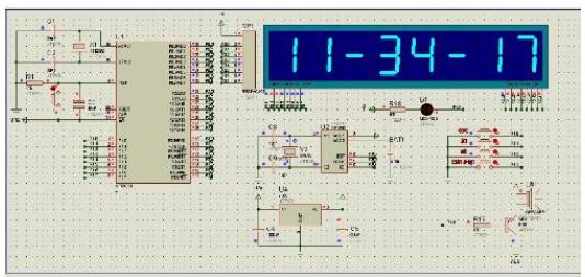 单片机电子时钟的设计