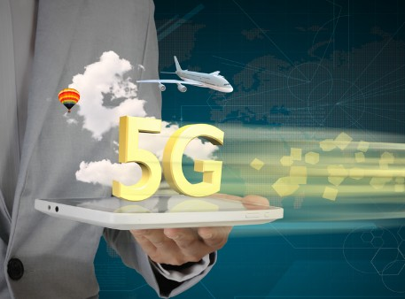 5G的发展已经进入快车道5G安全的呈现出六喜六忧