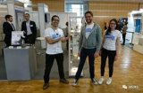 Amin与其团队成员共同开发出下一代红外传感器,成本效益极高