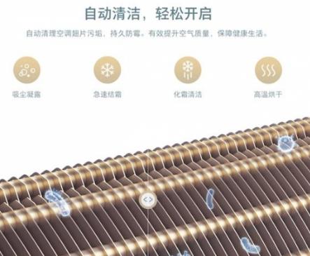 米家互联网空调C1系列正式发布 并首次引入自清洁功能