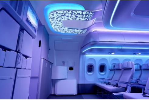 空中客车将展出最新的A320空客飞行空间全尺寸客...