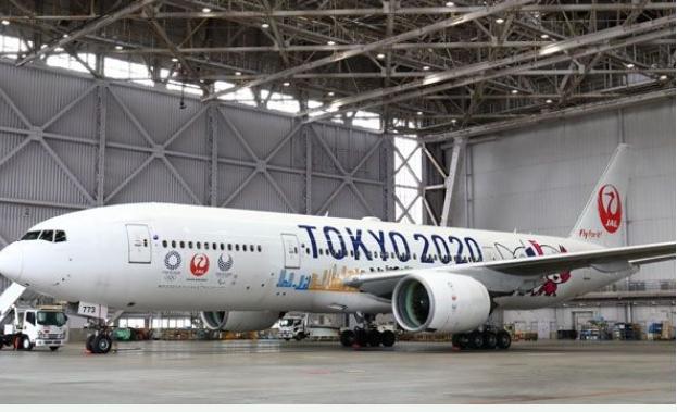 日本航空计划喷涂三架东京2020奥运会为主题的彩...