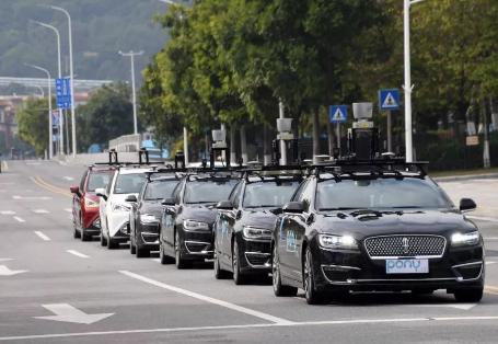 小马智行RoboTaxi服务或是中国自动驾驶商业...