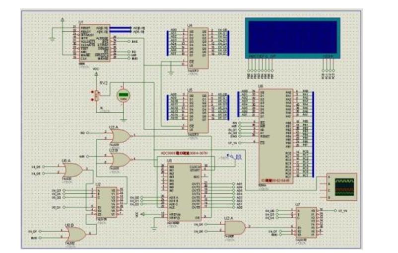 使用ADC模数转换器制作太阳能蓄能灌溉器的程序资料免费下载