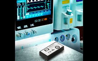 XP Power新款20W DC-DC电源模块适用于所有医疗应用