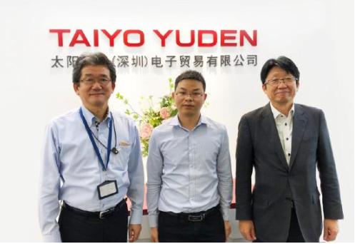 共识前行,携手并进!唯样成为TAIYO YUDEN授权代理商!