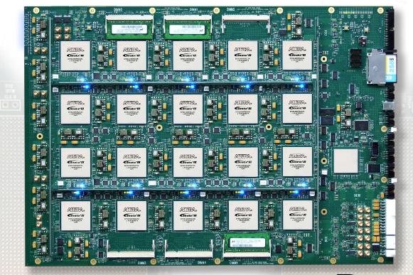 MCU、DSP、FPGA各自雄霸一方 并都呈现出高速的增长态势