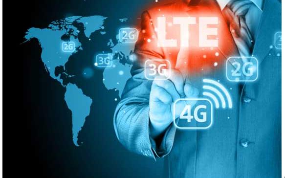 2018年全球4G LTE基础设施收入达229亿美元