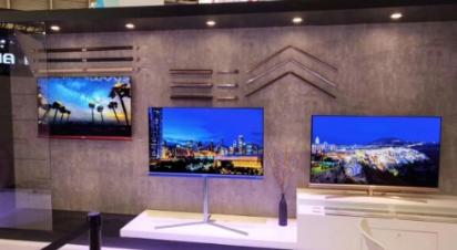 康佳电视在2019AWE展会上发布最新AI技术 演绎经典流传