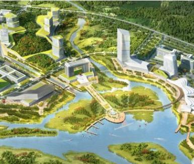 河南正式启动了博鳌乐城低碳智慧能源与智能电网综合示范区项目
