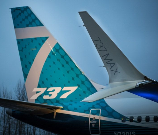 波音首次出现了737MAX新订单连续三个月为零的情况