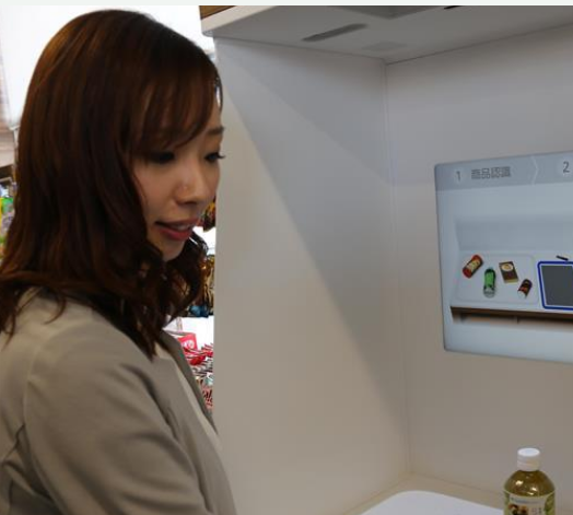 日本將推出一家物聯網技術的實體便利店