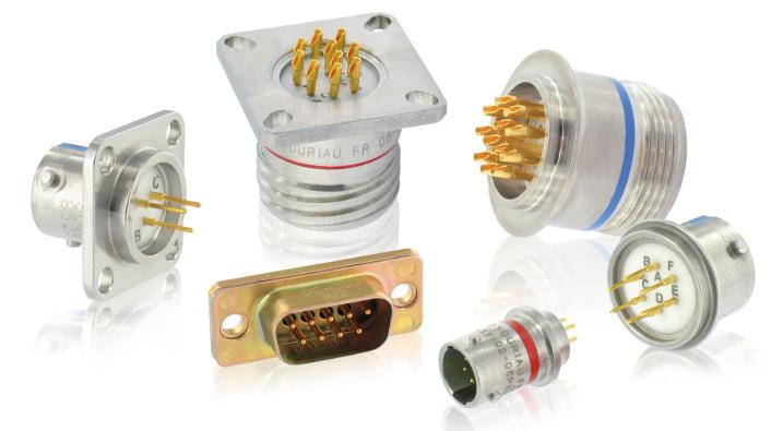 SOURIAU发布符合多种标准的出色密封连接器