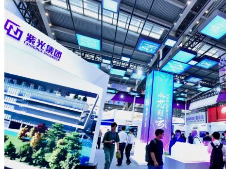 紫光集团的最新芯片春藤510已进入5G芯片俱乐部