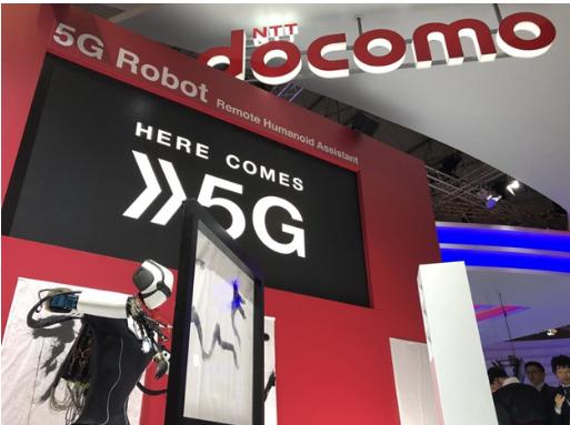 日本四家移动运营商计划在2020年开始商用5G服...